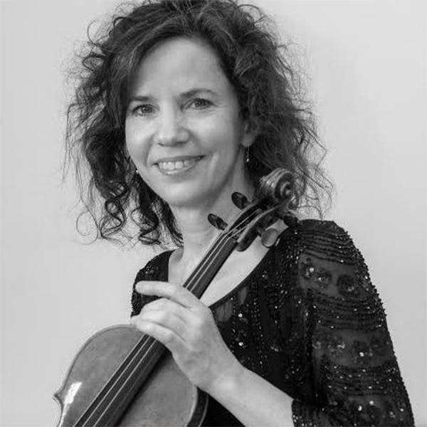 Hélène Collerette - violon