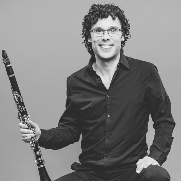 Stéphane Fontaine - clarinette