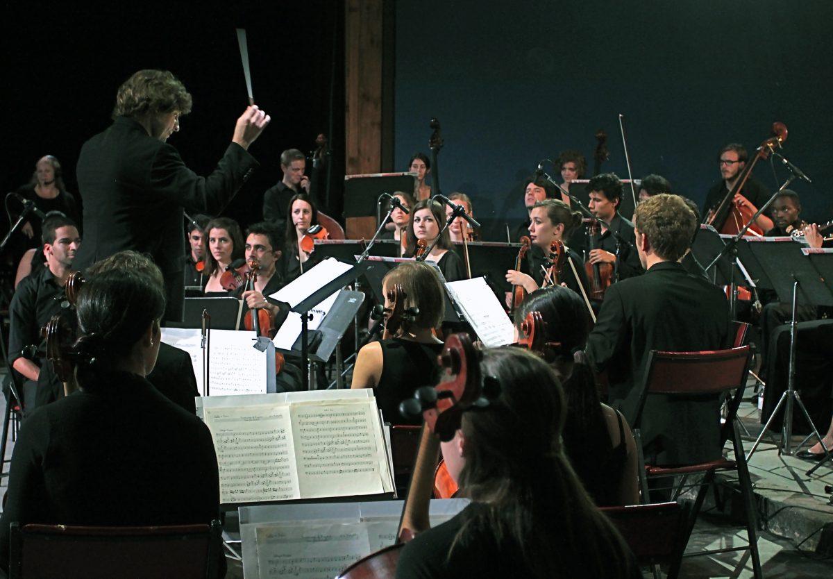 À propos de l'Orchestre de la francophonie