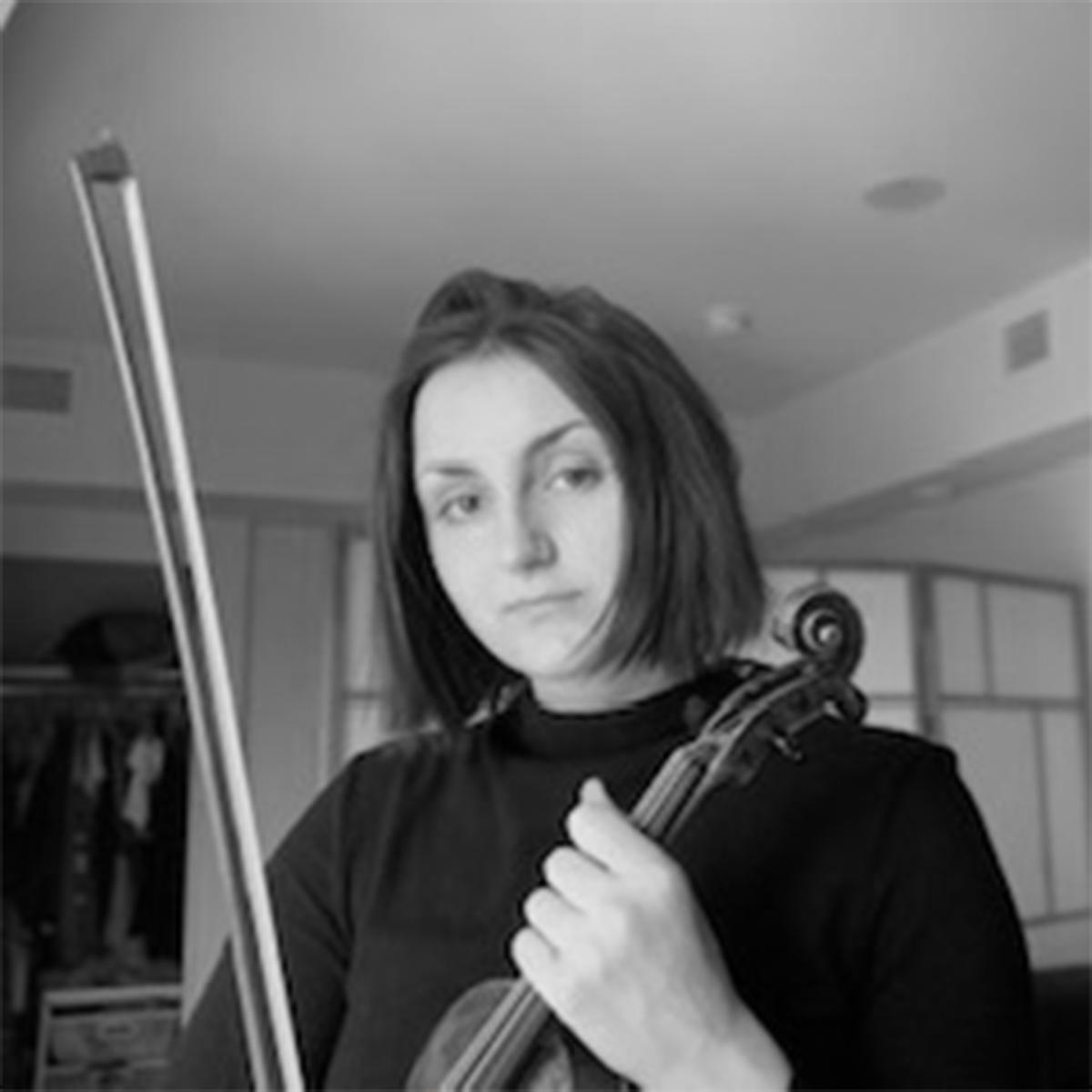 Violon - Gabrielle Nowicki