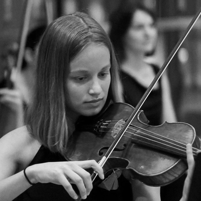 Violon - Morgan Lachance