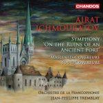 Airat Ichmouratov recording Orchestre de la francophonie